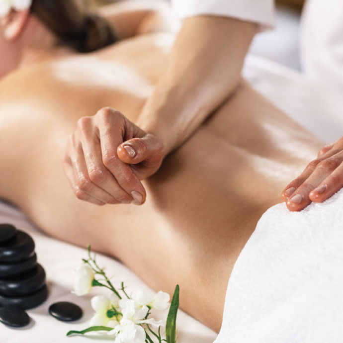 Massaggio Hawainano Lomi Lomi