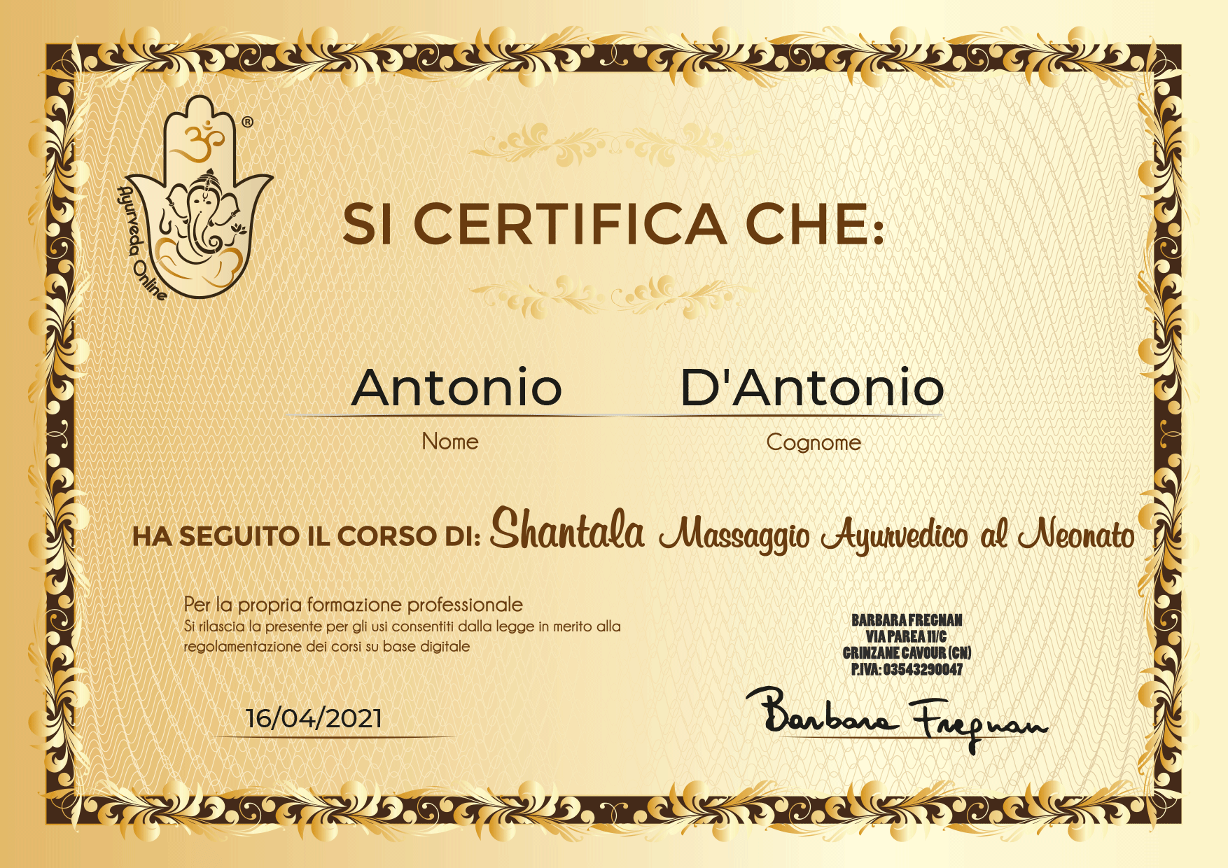S-Attestato-DAntonio