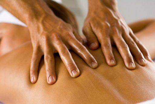 massaggio thail oil